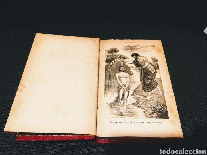Libros antiguos: VIDA DE JESÚS - ERNESTO RENAN.CASA EDITORIAL MAUCCI.BARCELONA.AÑO 1897 - Foto 4 - 132435931
