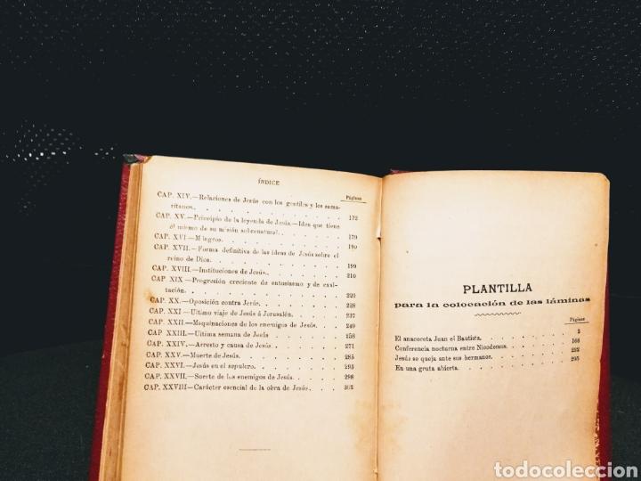 Libros antiguos: VIDA DE JESÚS - ERNESTO RENAN.CASA EDITORIAL MAUCCI.BARCELONA.AÑO 1897 - Foto 8 - 132435931
