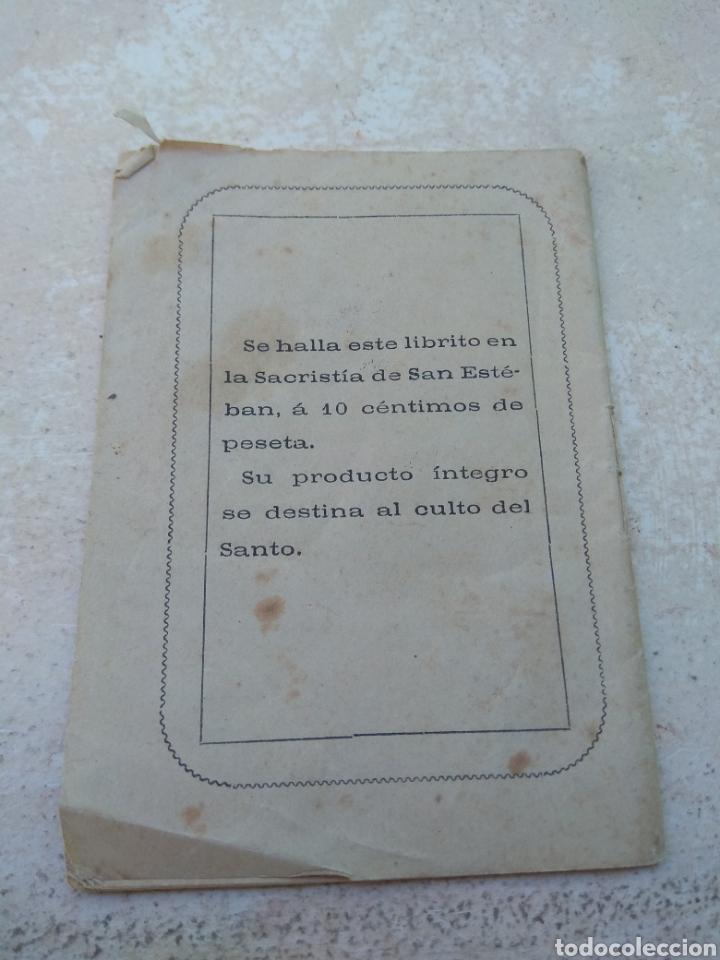 Libros antiguos: Vida y Milagros de San Luis Beltrán - Valencia 1881 - Foto 4 - 132503347