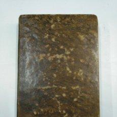 Libros antiguos: AÑO CRISTIANO O EJERCICIOS DEVOTOS PARA TODOS LOS DIAS DEL AÑO. P. JUAN CROISSET. LOGROÑO 1851 TDKLT. Lote 133200294