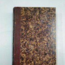 Libros antiguos: LOS ESPONSALES Y EL MATRIMONIO. R.P. JUAN B. FERRERES. RAZON Y FE. 1909. TDK171. Lote 133207850