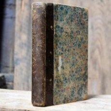 Libros antiguos: 1846 VERSION PARAFRASTICA CASTELLANO-PROSAICA NARCISO DE GUINDOS + VERSION EXPOSITIVA EN VERSO . Lote 133242462