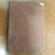 Libros antiguos: EVANGELIO DE SAN LUCAS 1871. Lote 133535666