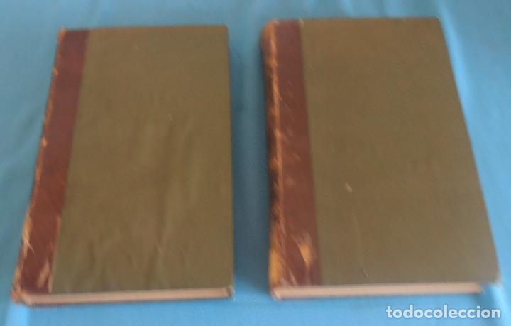 Libros antiguos: MANUAL LITURGICO, 2 TOMOS , SOLANS CASANUEVA - Foto 3 - 194280717