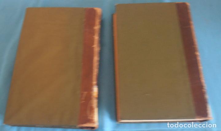 Libros antiguos: MANUAL LITURGICO, 2 TOMOS , SOLANS CASANUEVA - Foto 6 - 194280717