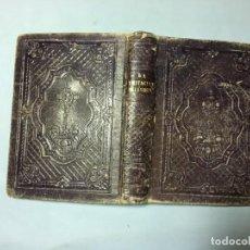 Libros antiguos: LIBRO LA IMITACION DE LA VIRGEN DE LEONCIO DE OLMO 1870. Lote 133647834
