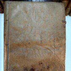 Libros antiguos: OPERUM - D. JOANNIS GUTIERREZ - J.C. HISPANI CELEBERRIMI - TOMUS SEXTUS , SEPTIM - LUGDINI - 1730 - . Lote 133808726