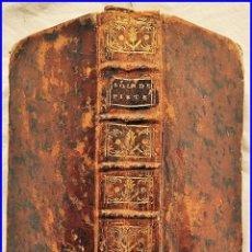 Libros antiguos: AÑO 1760: LIBRO DE FRANCISCO DE SALES DEL SIGLO XVIII.. Lote 133883210