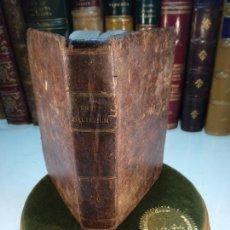 Libros antiguos: PSALTERIUM - PARAPHRASIBUS ILLUSTRATUM, SERV AT A UBIQUE AD VERBUM - HIERONYMI TRANSLATIONE - 1785. Lote 133894746