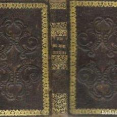 Libros antiguos: GUÍA PRÁCTICA DEL JOVEN CRISTIANO, POR EL RDO. P. BRESCIANI. (TEJADO ED, MADRID, 1859). Lote 133999498