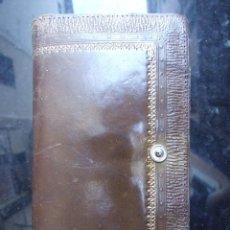 Libros antiguos: EL OFICIO DEL DOMINGO - G. MAURI MILANO - FINALES 1800 - TAPAS CUERO. Lote 134090750