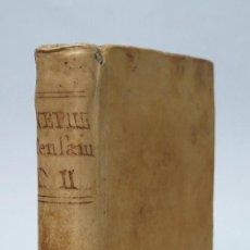 Libros antiguos: 1753.- PENSAMIENTOS O REFLEXIONES CHRISTIANAS. R. P. FRANCISCO NEPVEU, S.J. TOMO II. AMBERES. Lote 134290798