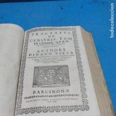 Libros antiguos: 2 LIBROS EN UN SOLO VOLUMEN. PERGAMINO.31X22CM. VER DESCRIPCIÓN. Lote 134404350