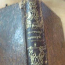 Libros antiguos: MEDITACIONES ESPIRITUALES DEL VENERABLE PADRE LUIS DE LA PUENTE DE LA COMPAÑIA DE JESUS TOMO 3 . Lote 135795086