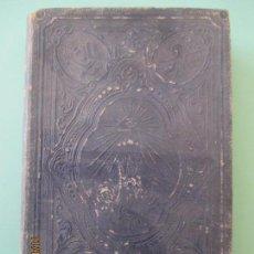 Libros antiguos: AÑO CRISTIANO. PADRE JUAN CROISSET. EJERCICIOS DEVOTOS PARA TODOS LOS DÍAS. TOMO IV. BARCELONA 1864. Lote 136047510