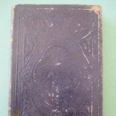 Libros antiguos: AÑO CRISTIANO. PADRE JUAN CROISSET. EJERCICIOS DEVOTOS PARA TODOS LOS DÍAS. TOMO I. BARCELONA 1863. Lote 136047598