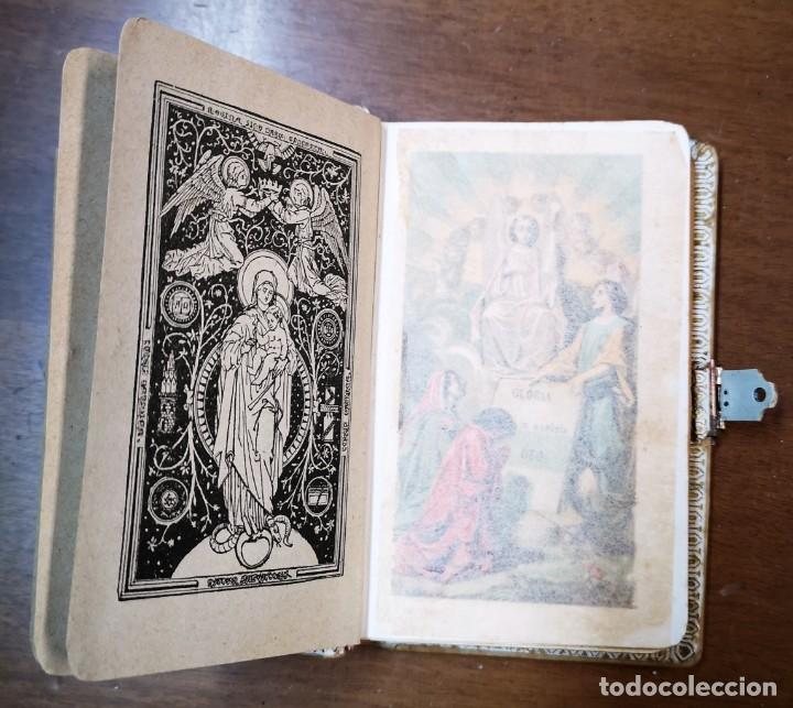 Libros antiguos: TESORO DIVINO-NUEVO DEVOCIONARIO-J.A.DE LAVALLE-BERNARDO DE LA CRUZ-ED.BERNADÁS Y MIR-BARCELONA - Foto 5 - 136205190