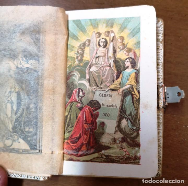 Libros antiguos: TESORO DIVINO-NUEVO DEVOCIONARIO-J.A.DE LAVALLE-BERNARDO DE LA CRUZ-ED.BERNADÁS Y MIR-BARCELONA - Foto 6 - 136205190