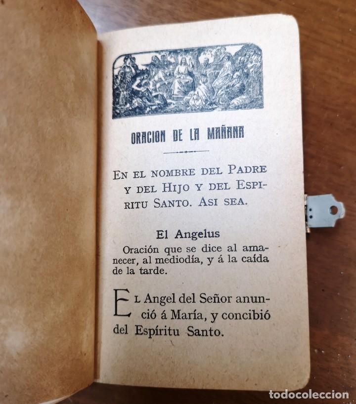 Libros antiguos: TESORO DIVINO-NUEVO DEVOCIONARIO-J.A.DE LAVALLE-BERNARDO DE LA CRUZ-ED.BERNADÁS Y MIR-BARCELONA - Foto 8 - 136205190