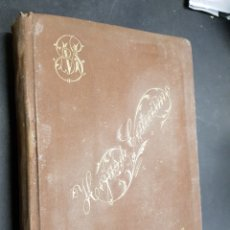 Libros antiguos: HOJAS DE CATECISMO O SEA EL PADRE NUESTRO Y EL AVE MARIA EXPLICADOS POR D. PABLO MARTIN. 1901 TDK249. Lote 136641770