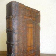 Libros antiguos: PEDRO BIVERO: DE SACRIS PRIVILEGIIS... MARTINUM NUTIUM, AMBERES, 1638. ENCUADERNACIÓN MARIOLOGÍA. Lote 136955854
