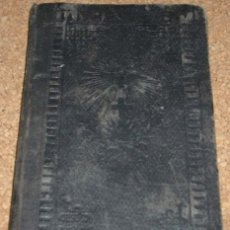 Libros antiguos: EL DEVOTO DEL SAGRADO CORAZON DE JESUS, BILBAO 1895, - 139 PG.--- LIQUIDACION. Lote 137124442