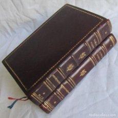 Libros antiguos: MEDITACIONES ESPIRITUALES 2 TOMOS (I + II) FRANCISCO DE PAULA GARZÓN. APOSTOLADO DE LA PRENSA. Lote 137333098