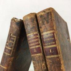 Libros antiguos: AÑO 1801 SANTANDER DOCTRINAS SERMONES PANEGIRICOS - FESTIVIDADES Y SANTOS MIGUEL DE SANTANDER TORO. Lote 137967225