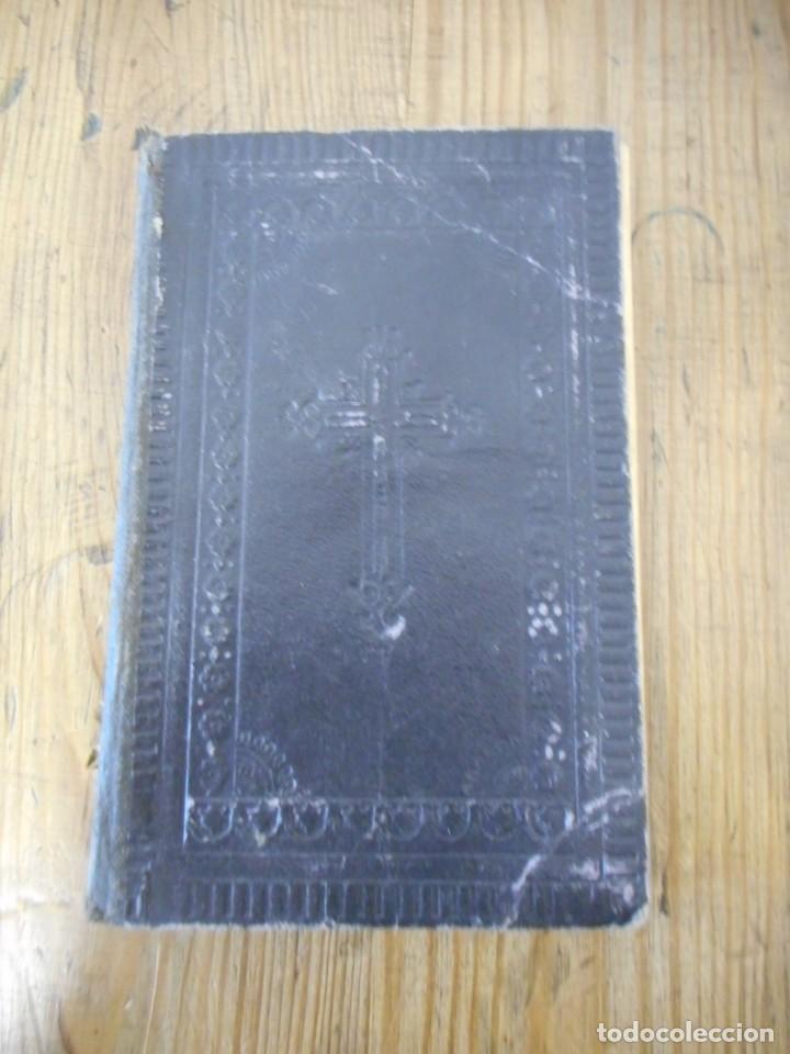 DEVOCIONARIO MANUAL 1905 (Libros Antiguos, Raros y Curiosos - Religión)
