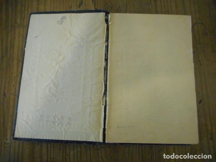 Libros antiguos: Devocionario Manual 1905 - Foto 2 - 138108734