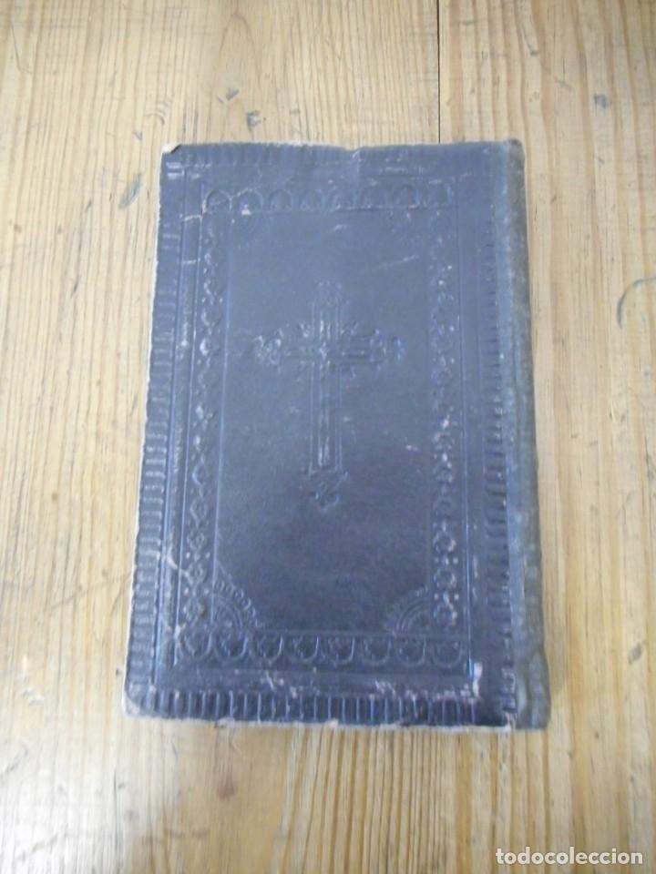 Libros antiguos: Devocionario Manual 1905 - Foto 5 - 138108734