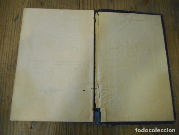 Libros antiguos: Devocionario Manual 1905 - Foto 6 - 138108734