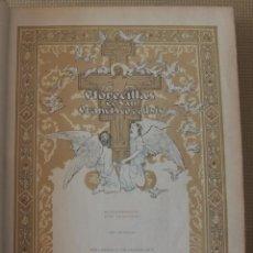 Libros antiguos: ANTIGUO LIBRO: FLORECILLAS DE SAN FRANCISCO DE ASIS EDICION AÑO 1923 ILUSTRADOR JOSE SEGRELLES . Lote 138749098