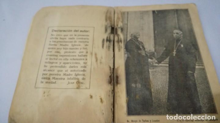 Libros antiguos: NUESTRA SEÑORA DE LOURDES-1922-JUAN OTAL ESCUELAS PIAS-ZARAGOZA - Foto 6 - 138835518