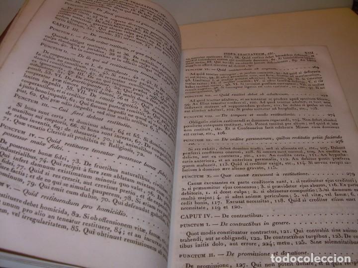 Libros antiguos: DOS TOMOS TAPAS DE PIEL..HOMO APOSTOLICUS....AÑO 1844 - Foto 11 - 139183462