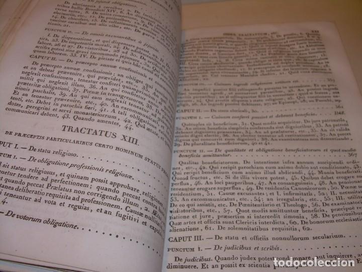 Libros antiguos: DOS TOMOS TAPAS DE PIEL..HOMO APOSTOLICUS....AÑO 1844 - Foto 13 - 139183462
