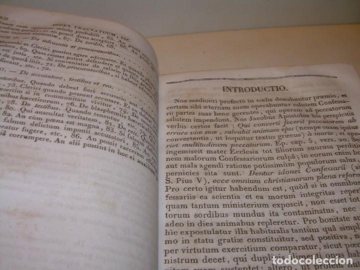 Libros antiguos: DOS TOMOS TAPAS DE PIEL..HOMO APOSTOLICUS....AÑO 1844 - Foto 14 - 139183462