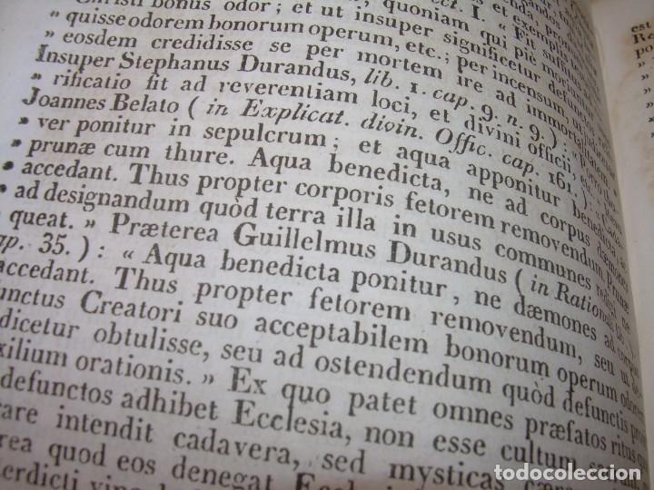 Libros antiguos: DOS TOMOS TAPAS DE PIEL..HOMO APOSTOLICUS....AÑO 1844 - Foto 15 - 139183462