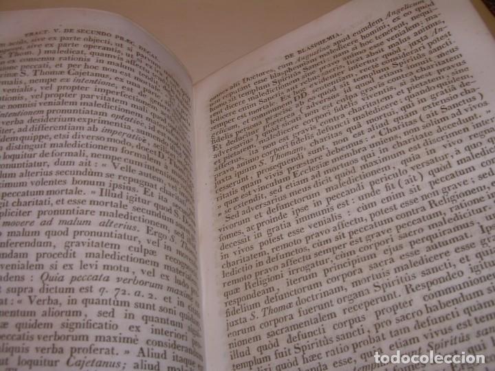 Libros antiguos: DOS TOMOS TAPAS DE PIEL..HOMO APOSTOLICUS....AÑO 1844 - Foto 16 - 139183462