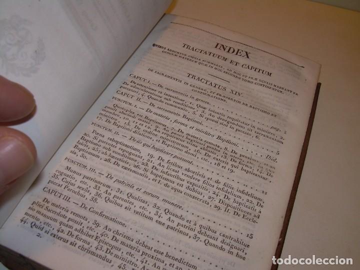 Libros antiguos: DOS TOMOS TAPAS DE PIEL..HOMO APOSTOLICUS....AÑO 1844 - Foto 22 - 139183462