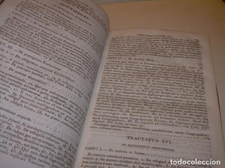 Libros antiguos: DOS TOMOS TAPAS DE PIEL..HOMO APOSTOLICUS....AÑO 1844 - Foto 23 - 139183462