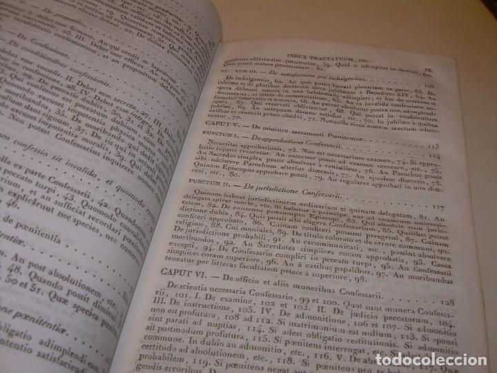 Libros antiguos: DOS TOMOS TAPAS DE PIEL..HOMO APOSTOLICUS....AÑO 1844 - Foto 24 - 139183462