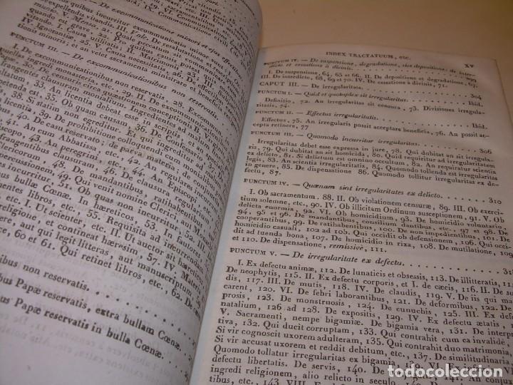 Libros antiguos: DOS TOMOS TAPAS DE PIEL..HOMO APOSTOLICUS....AÑO 1844 - Foto 27 - 139183462