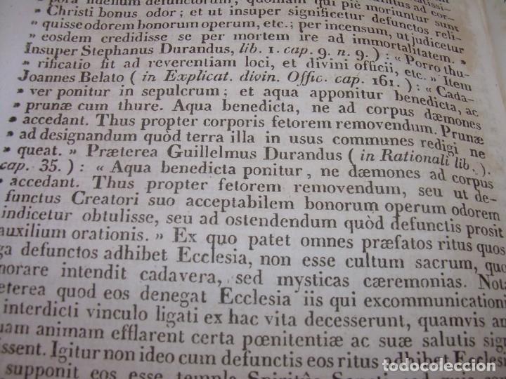 Libros antiguos: DOS TOMOS TAPAS DE PIEL..HOMO APOSTOLICUS....AÑO 1844 - Foto 29 - 139183462