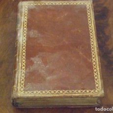 Libros antiguos: HORAE DIURNAE BREVIARII ROMANI - TRIDENTINI CLEMENTIS VIII - JOANNE JOSEPHO SIGUENZA 1825. Lote 139224858