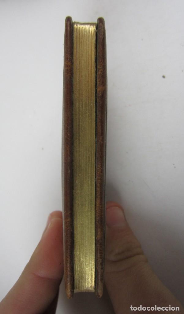 Libros antiguos: Petit mois de Marie notre mère, de Saint Joseph et du sacré coeur, J. Marandat, Limoges. 5,5x9cm - Foto 4 - 139399030