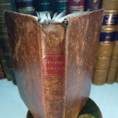 Libros antiguos: CATECHISMUS ROMANUS AD PAROCHOS EX DECRETO SACR. CONCILII TRIDENTINI -MATRITI - 1818 -. Lote 139555198