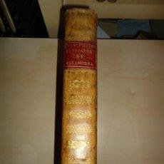 Livros antigos: CONSTITUCIONES SINODALES ANTIGUAS, Y MODERNAS DEL OBISPADO DE CALAHORRA Y LA CALZADA. PEDRO DE LEPE. Lote 139560646