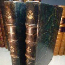 Libros antiguos: HISTORIA UNIVERSAL DE LA VERDADERA RELIGIÓN - ALFONSO MARÍA DE LIGORIO - 2 TOMOS - MADRID - 1849 -. Lote 139570134
