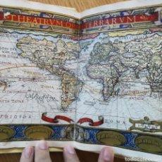 Libros antiguos: COMPENDIUM GEOGRAPHICUM DE TEIXEIRA. FACSÍMIL. Lote 139715385